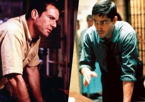 Frank dan John Sullivan di Film Frequency