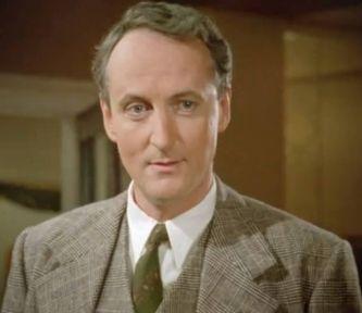 Arthur Hastings dalam Agatha Christie's Poirot